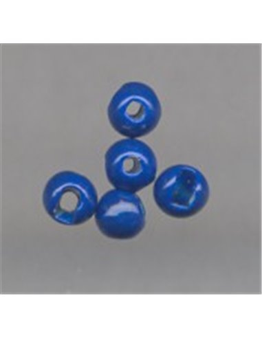 Tungsten Slotted - Blue