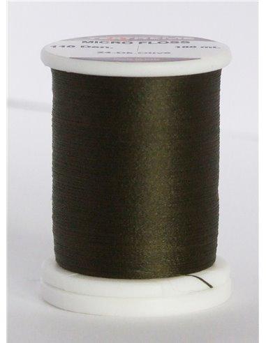 Micro Floss - Dark Olive, NMF 24