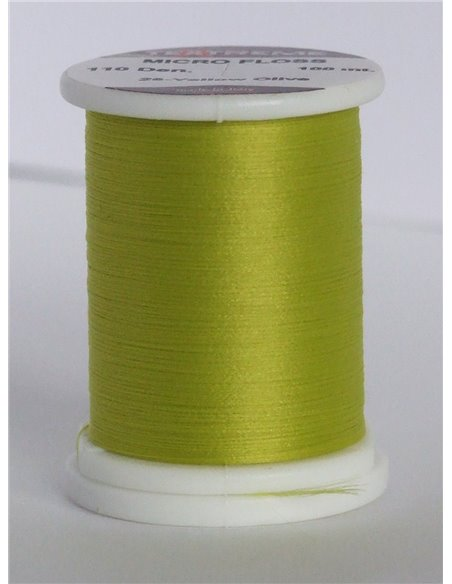 Micro Floss -Yellow Olive, NMF 26