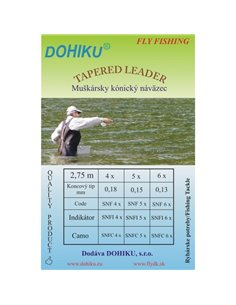 Tapered Leader DOHIKU - Camo