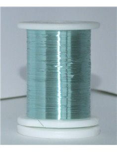 Ribbed Wire - Aquamarine, ND15