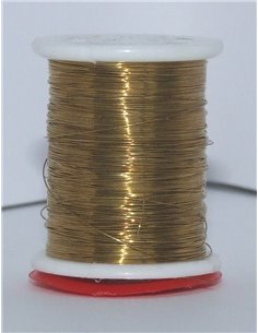 Ribbed Wire - Gold, ND21