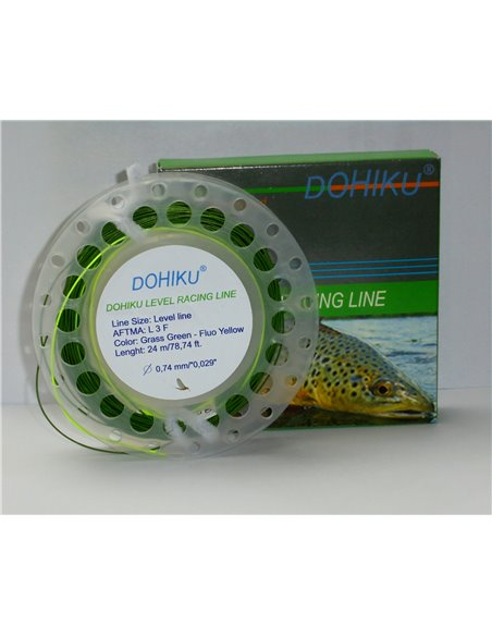 Fly line - DOHIKU Level Racing Line