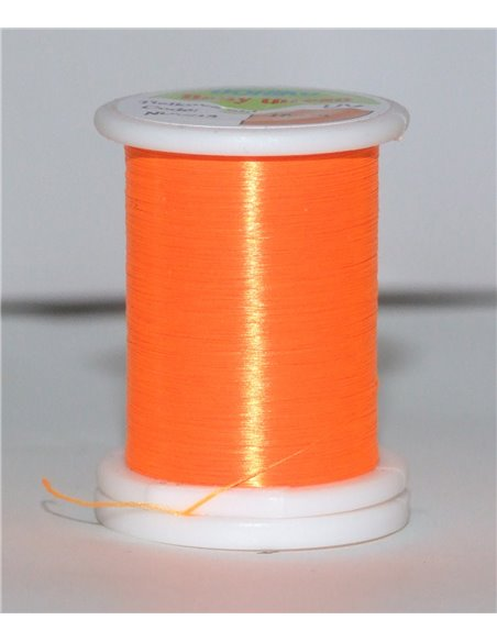 Body thread UV - Orange Pastel 13