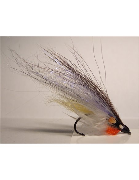 Body thread UV - Fire Orange 15