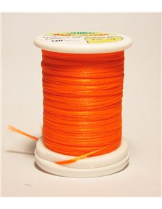 Body thread - Tag, Fluo orange NIP 04