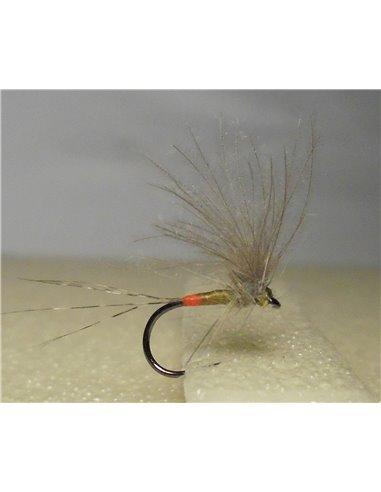 Olive Orange - tip Dun, dry fly