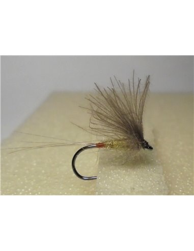 Olive Red-tip Dun, dry fly