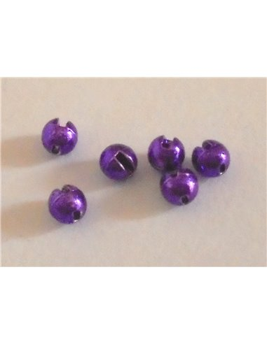 Tungsten Slotted - Dark purple