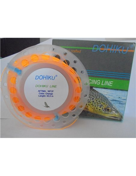 Fly Fishing Lines DOHIKU - WF Floating