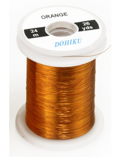 Ribbed Wire - Orange, ND12