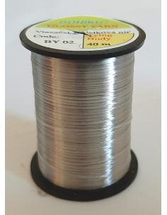 Glossy Yarn - Steel, NBY 02