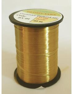 Glossy Yarn - Gold, NBY 04