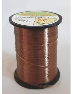 Glossy Yarn - Brown, NBY 07