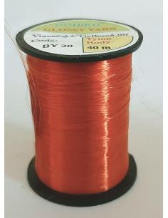Glossy Yarn - Red, NBY 20