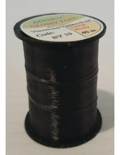 Glossy Yarn - Black, NBY 10