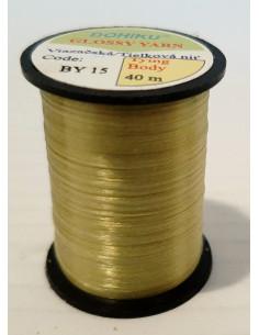 Glossy Yarn - Goldolive,...