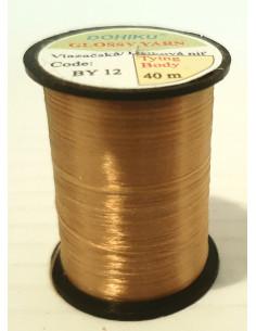 Glossy Yarn - Brownolive,...