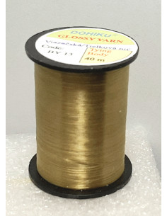 Glossy Yarn - Olive, NBY 13