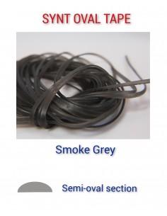 Synt Oval Tape - Smoke Grey...