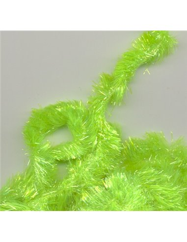Chenille - Fluo Green
