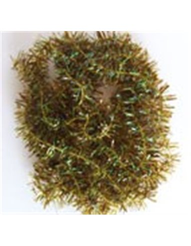 Cactus Chenille - Dark Olive, CH 8