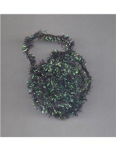 Cactus Chenille - Black, CCH-6/20, CCH-10/20