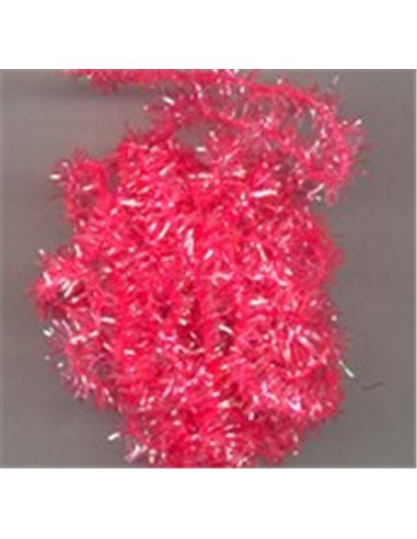 Cactus Chenille - Fluo Pink 2