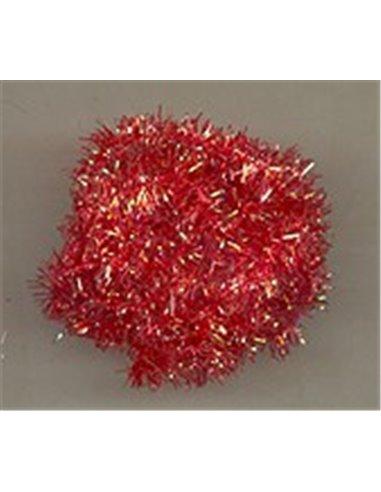 Cactus Chenille - Red