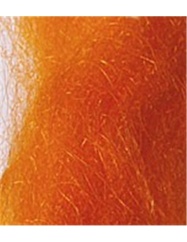 SLF Streamer´s fibre - Light Orange, SLF 4