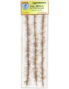 Wicks CDC - Light Brown, WCA 03