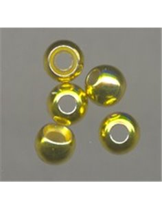 Brass Beads Special - Gold-yellow
