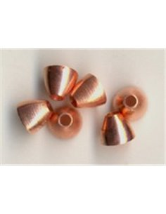 Cone Heads Copper 4.0 mm