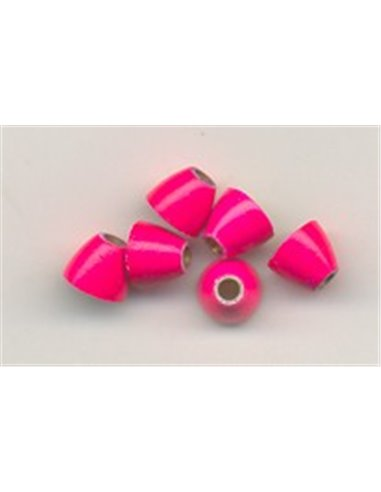 Cone Heads / Pink 4.5 mm