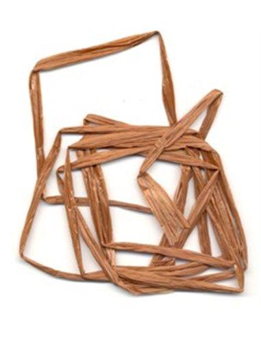 Swiss Straw - Light brown, SS03