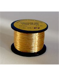 Ribbed thread, NLK 01 - Gold