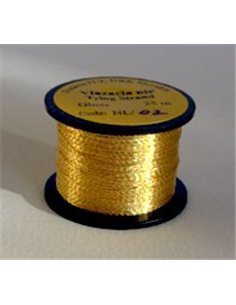 Ribbed thread, NLK 02 - Gold+