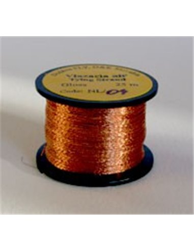 Ribbed thread, NLK 04 - Copper