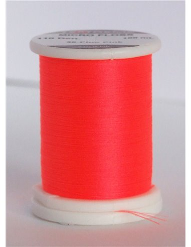 Micro Floss - Fluo Pink, NMF 35
