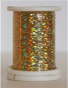 Holographic thread, HO 01 Gold