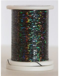 Holographic thread, HO 03 Black