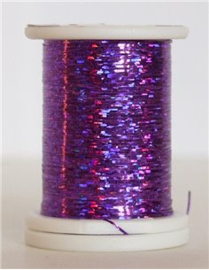 Holographic thread, HO 06 Purple