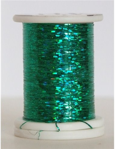 Holographic thread, HO 08 Green