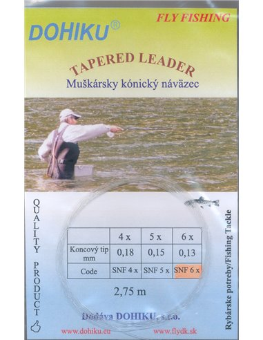 Tapered Leader DOHIKU