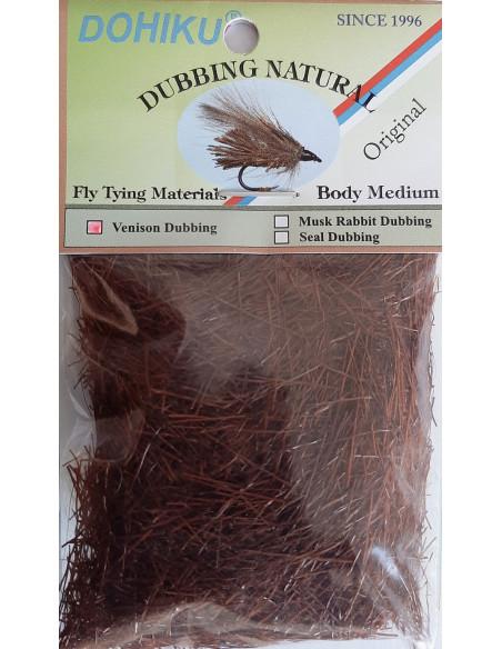 Deer Hair Dubbing