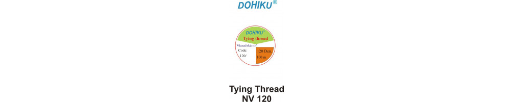 Tying Threads - NV 120