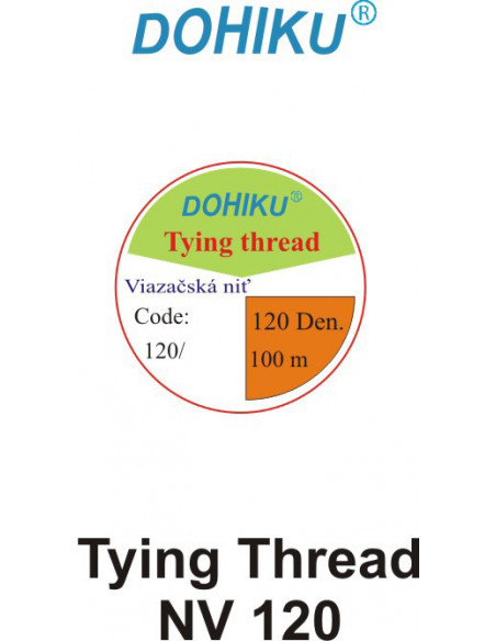 Tying Threads - NV 120