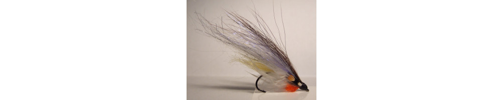 DOHIKU HDW - Streamers, Wet flies