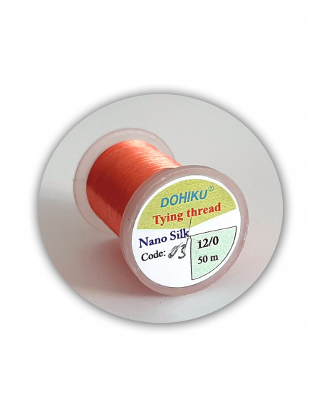 Tying Threads DOHIKU Nano Silk