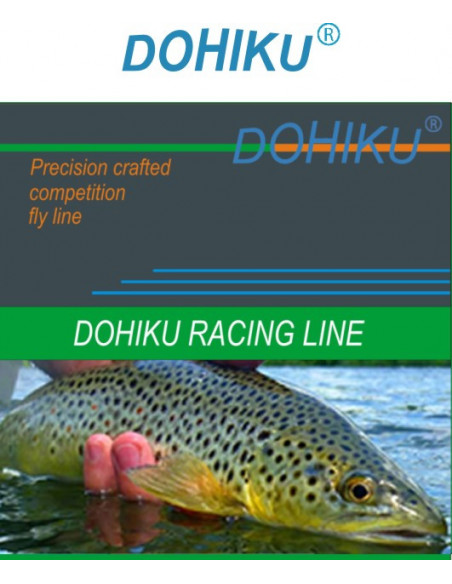 Fly Fishing lines Level Racing DOHIKU